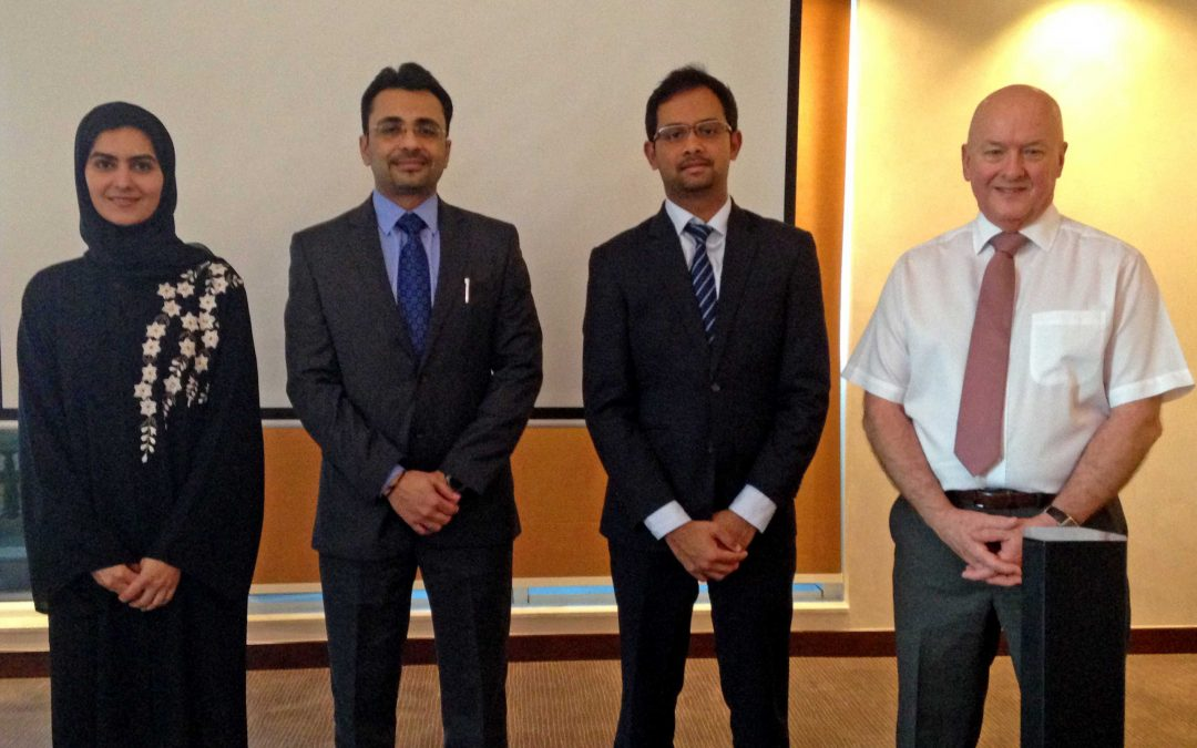 Counter fraud training in the United Arab Emirates