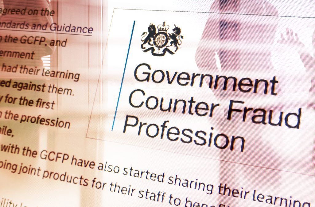 Government Counter Fraud Profession launch
